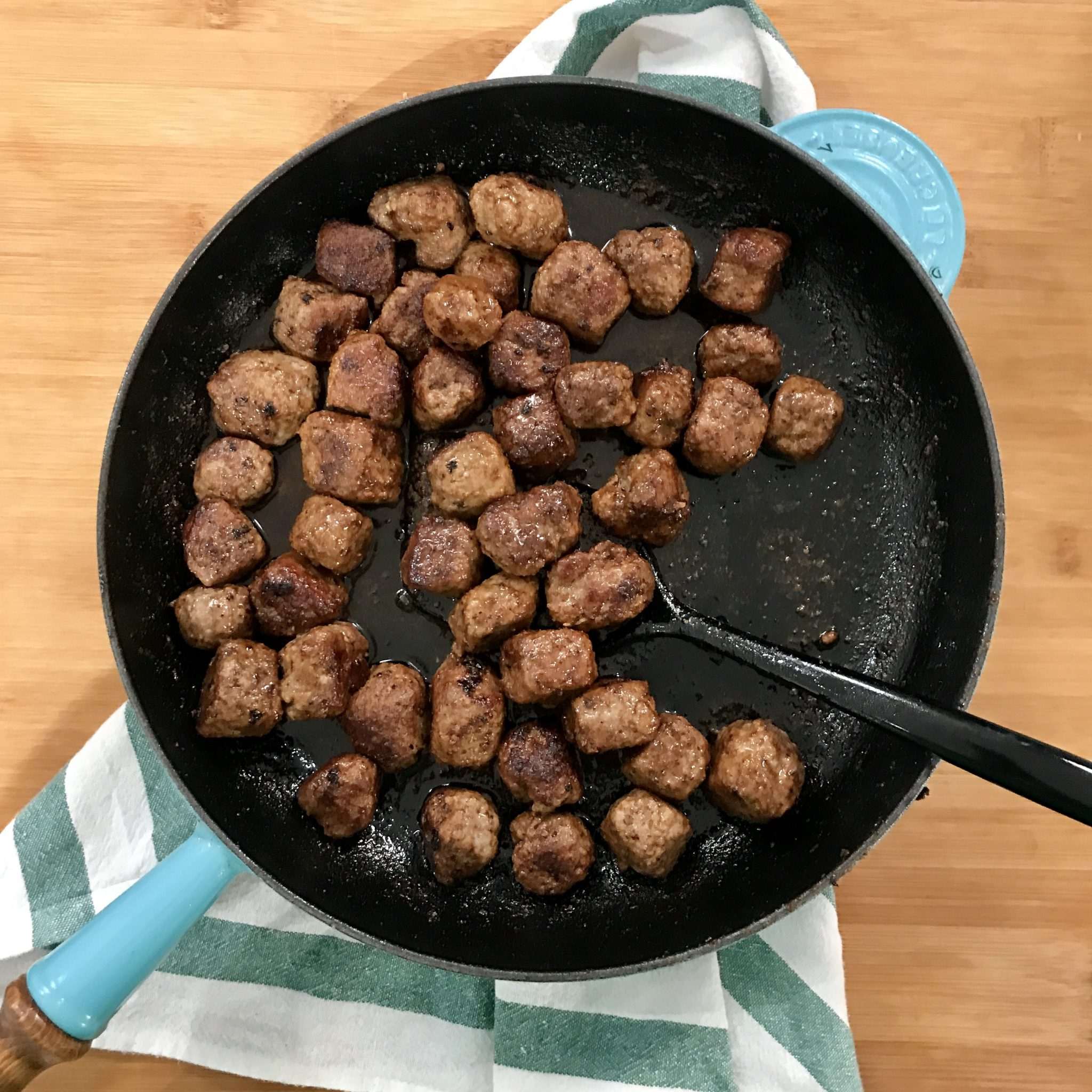 Rullfria köttbullar